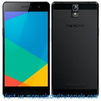 Oppo R3 Manual And User Guide PDF
