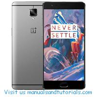OnePlus 3 | 3T Manual And User Guide PDF