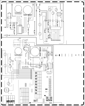 Bryant 355MAV Fig 31Unit Wiring Diagram A02291