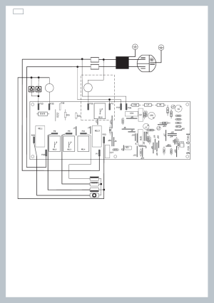 Fisher & Paykel OB60 Wiring diagram