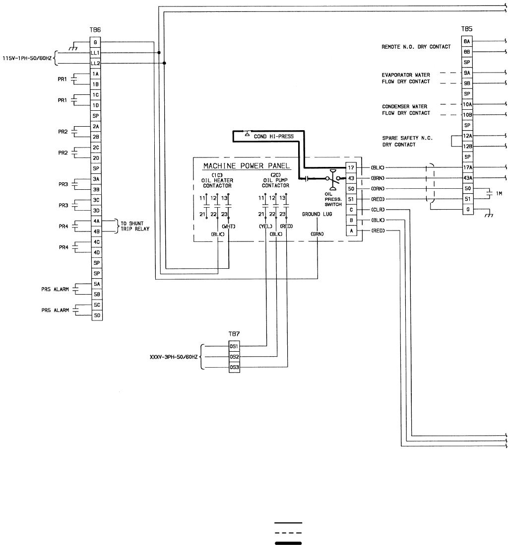 Centrifugal Switch Wiring