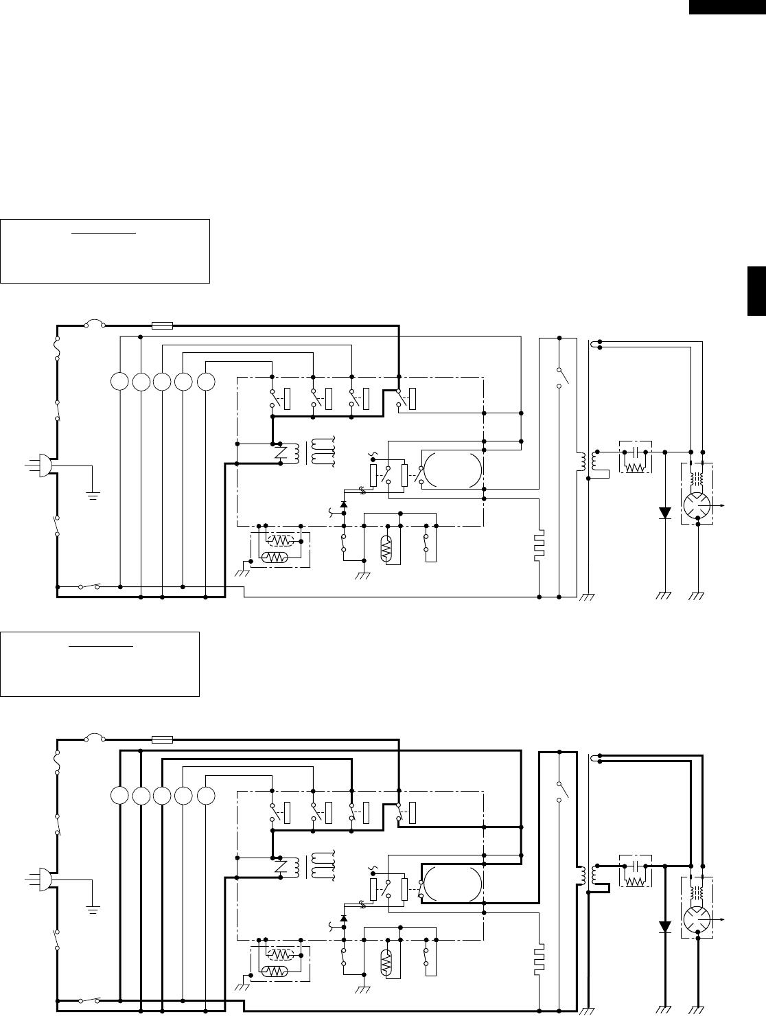 Sharp R 930aw Schematic Diagram