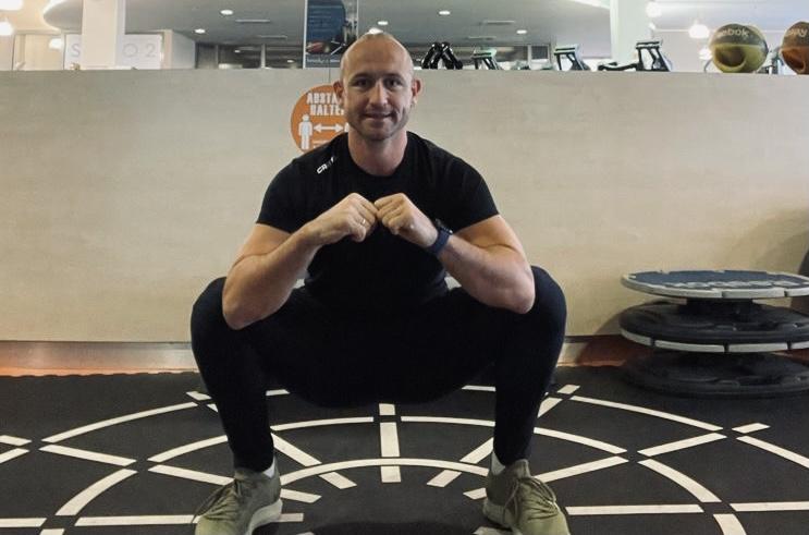 Manuel Kurreck - Personal Trainer Erding Tiefe Hocke - Squad