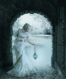 Composing Archway Into the Ice