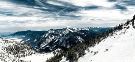 Herzogstand im Winter