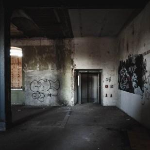 Lost Place - Fabrik München