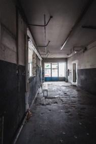 Lost Place Tankstelle