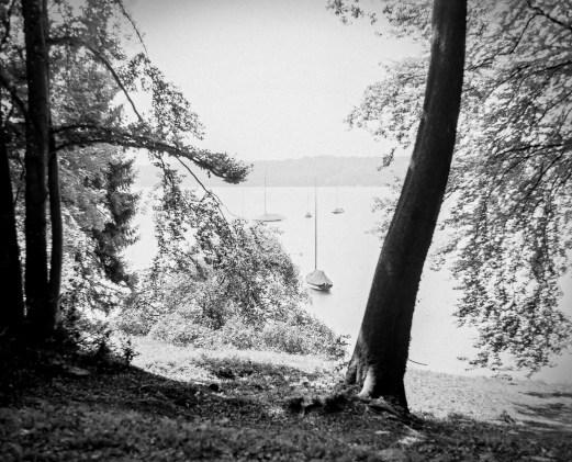 Sommer Starnberger See analog