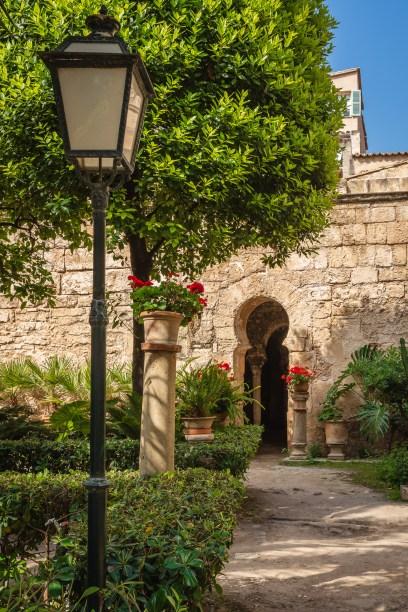 Banys Arabs, Palma, Mallorca