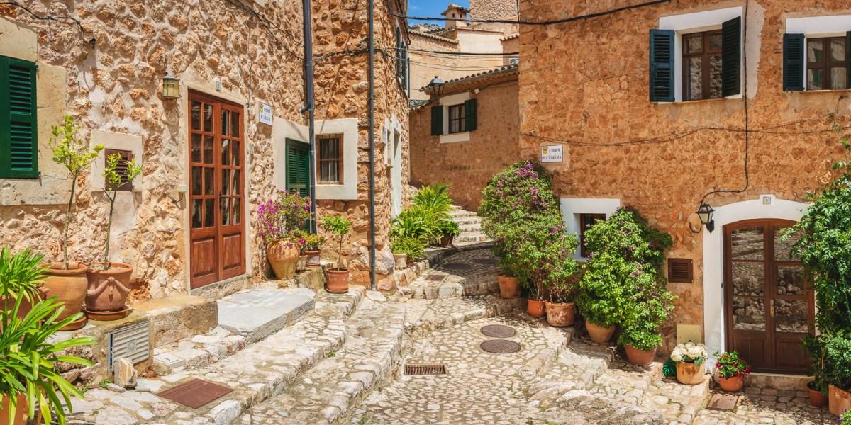 Fornalutx, Mallorca
