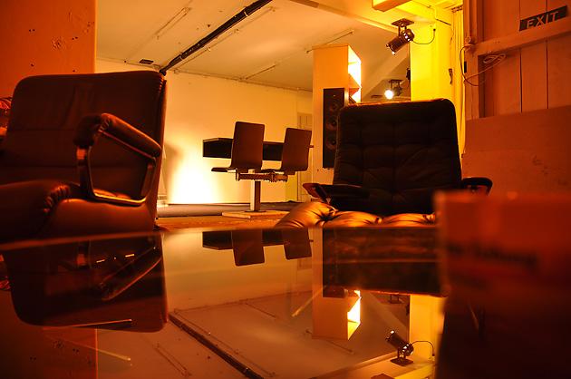 Laïla, Detailansicht Werkstatt 14a