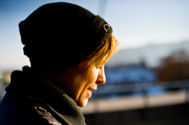 Portrait-Fotografie – erstes Fotoshooting mit Vero