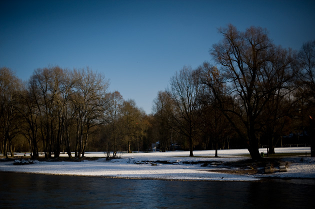 Landschafts-Fotografie – Blick vom Dählhölzli auf das Eichholz