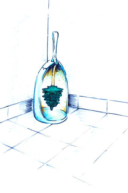 Klobrüsten-Baum