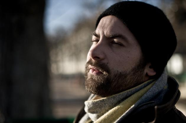 Portrait-Fotografie, Remy auf der Münsterplattform