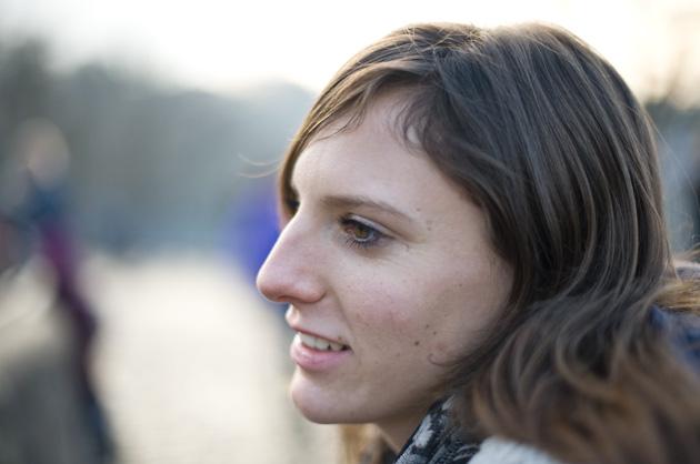 Portrait beim Bärenpark