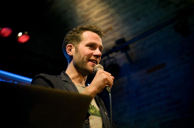Mike Bucher, Moderator