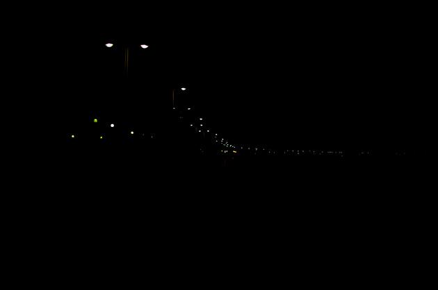 Paseo bei Nacht