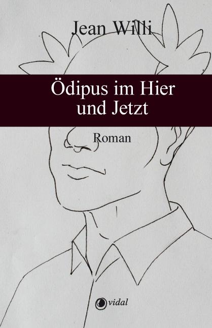 Ödipus im Hier und Jetzt, Illustration mit schwarzem Balken