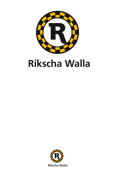 Corporate-Design Rikscha Walla – finale Runde