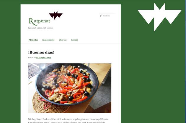 Homepage Ratpenat