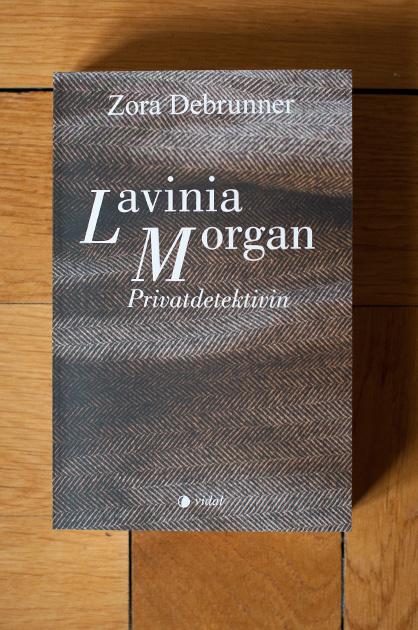 Buchgestaltung – Lavinia Morgan – Umschlag