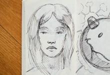 Skizzenbuch – Beitragsbild