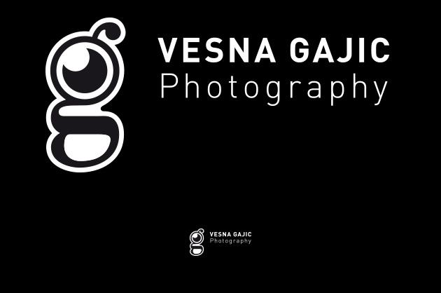 Finales Logo Vesna Gaijc, negative Anwendung