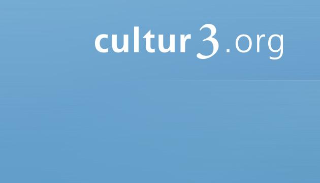 Webdesign für cultur3, Beitragsbild