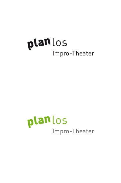 Finales Logo Planlos positive Anwendungen