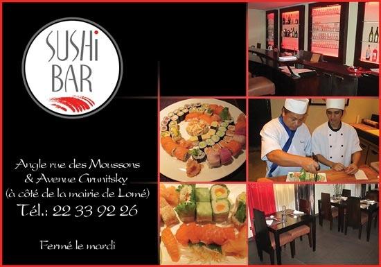 sushis bar