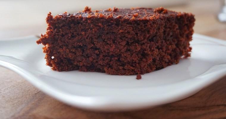 Gâteau au chocolat très simple à réaliser