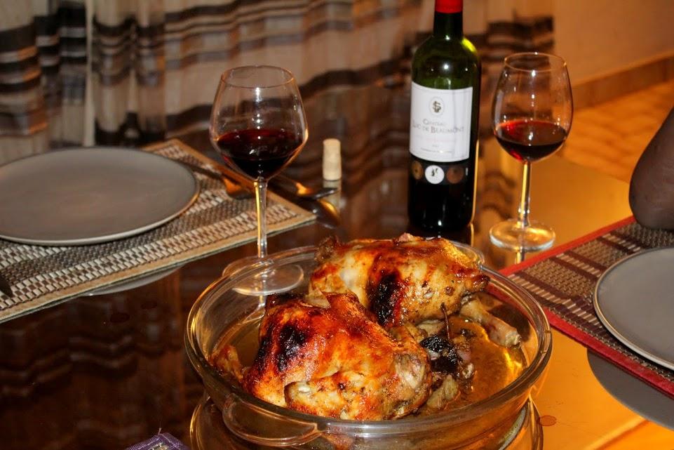 Poulets Rôtis à la broche : La recette si facile