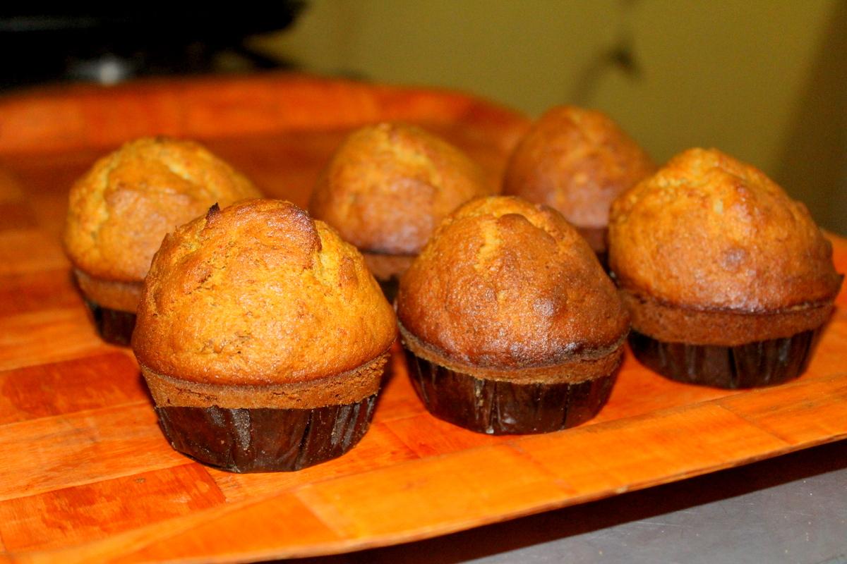 Muffins à la banane Recette super Facile #recette #cuisine #Muffins #banane #blogcuisine #Togo #Niger