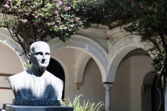 Busto Manuel Barbadillo