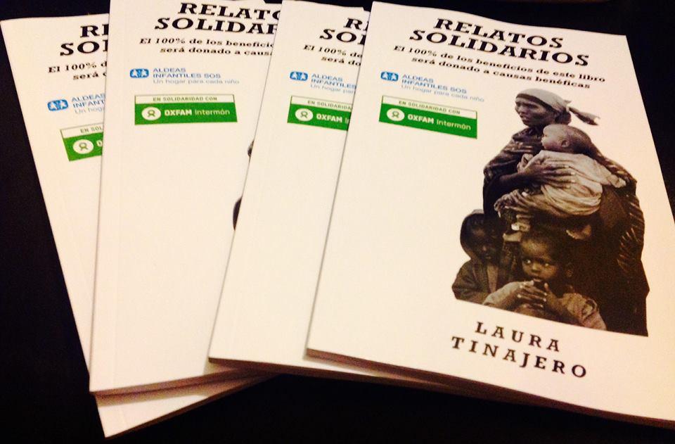 relatos solidarios laura tinajero