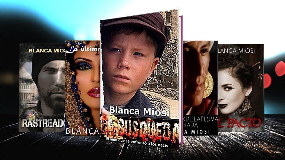 libros blanca miosi