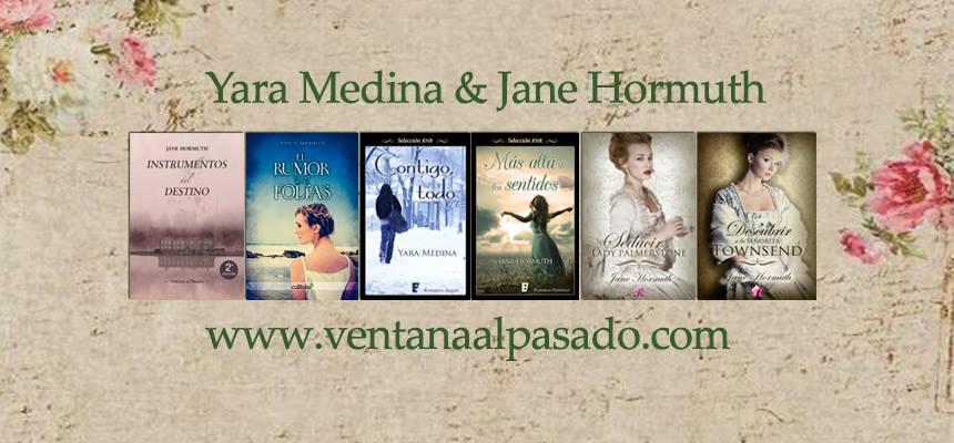 Entrevista a Yara Medina Jane Hormuth