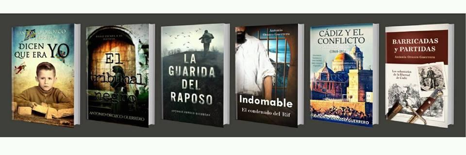 libros Antonio Orozco Guerrero