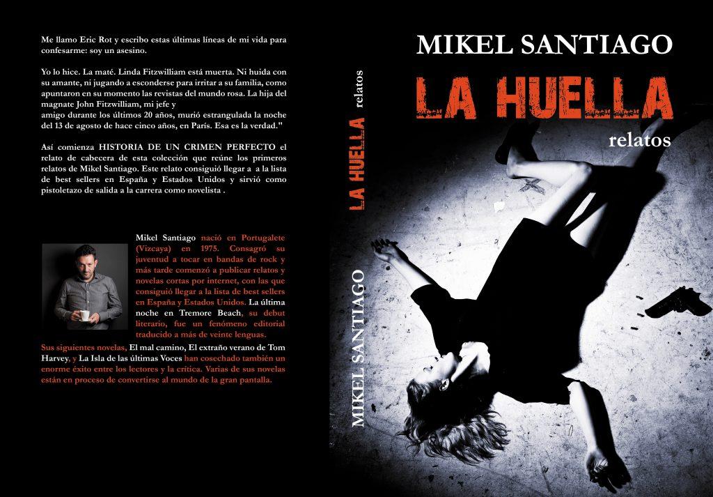 La huella Mikel Santiago
