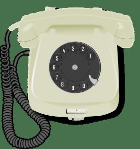 telefono dial