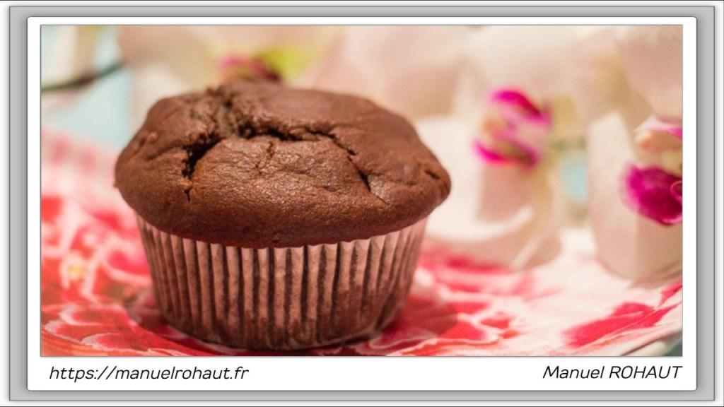 Recette Beautysané© : savoureux muffin chocolat fruits rouges