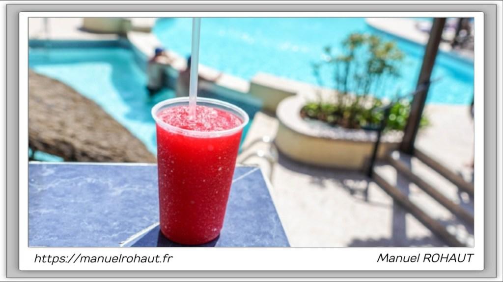 Recette Beautysané saine et gourmande : cocktail rafraichissant granité aux fraises