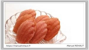 Recette Beautysané© Goûter : les savoureuses madeleines légères au cappuccino