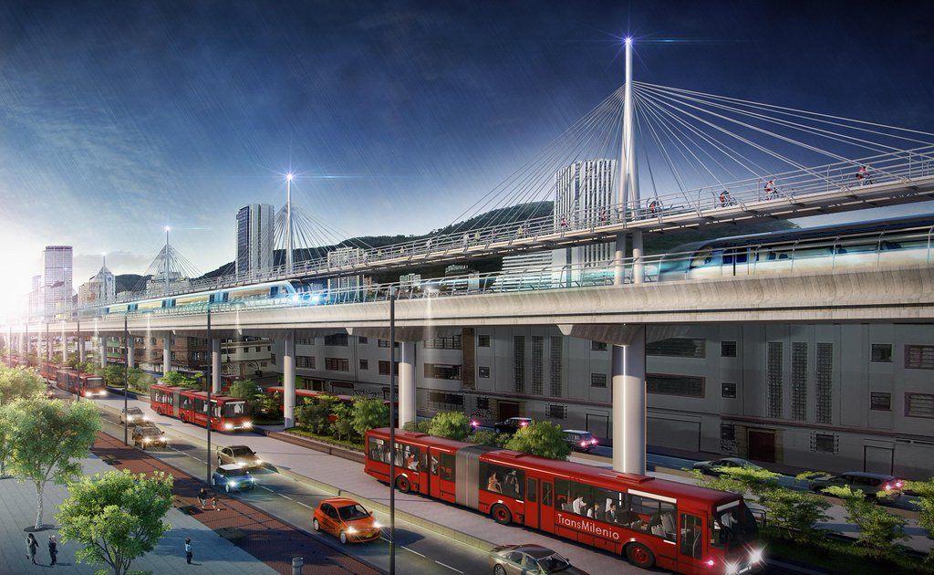 avenida-caracas metro