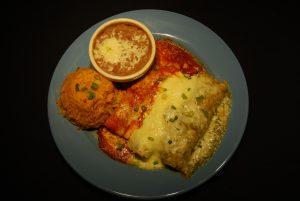 Three Amigo Dinner
