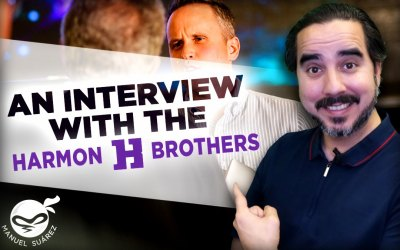 Interview with the Harmon Brothers – My Poop to Gold Story