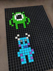 Montres et compagnie pixel art 3