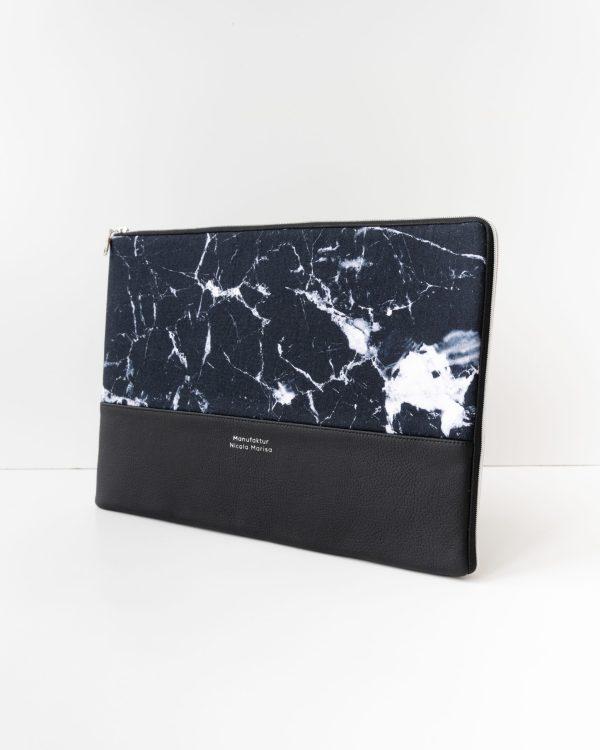 nachhaltige Laptoptasche 13 1415 Zoll Marble Dark 2 1 scaled Laptophülle MARBLE DARK