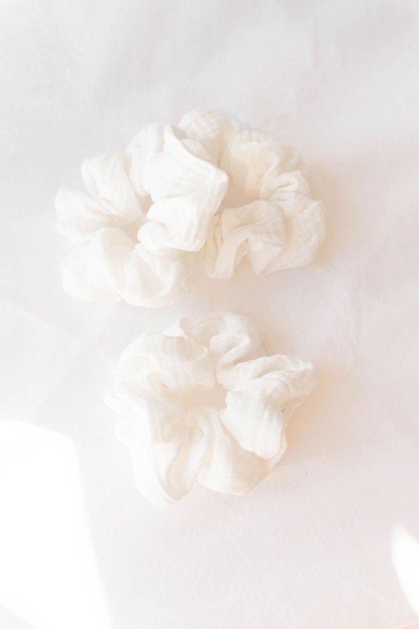 nachhaltiges-Musselin-Scrunchie-Biobaumwolle-made-in-Germany-Creme